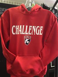 Challenge Hoody - Red
